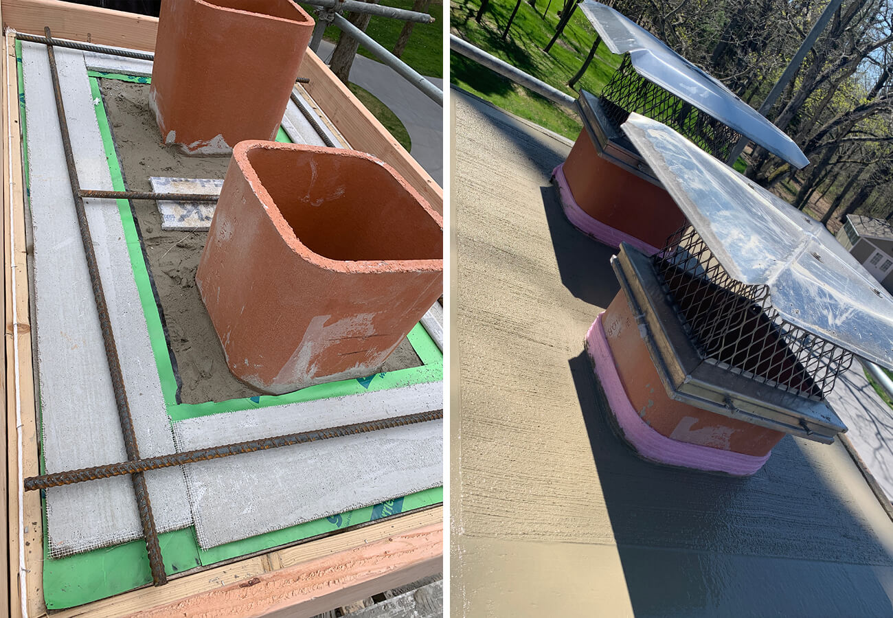 Chimney Relining Services Milwaukee