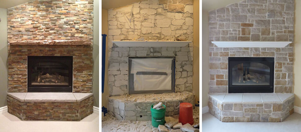 Fireplace Design & Restoration Wisconsin